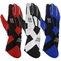 SFI 5 Rated Gloves - K1 Race Gear Gloves - K1 RaceGear - K1 RaceGear Pro-XS Glove