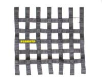 "Window Nets - Mesh Window Nets - Schroth Racing - Schroth 16"" x 16"" Window Net - Black"