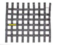 "Safety Equipment - Window Nets - Schroth Racing - Schroth 20"" x 18.5"" Window Net - Black"