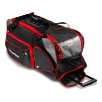 Safety Equipment - Helmet & Equipment Bags - K1 RaceGear - K1 RaceGear Gear Bag - Black/Red