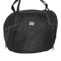 Safety Equipment - Gear & Helmet Bags - K1 RaceGear - K1 RaceGear Vented Padded Helmet Bag - Black