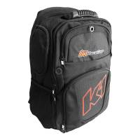 Safety Equipment - Helmet & Equipment Bags - K1 RaceGear - K1 RaceGear Back Pack - Black/Red