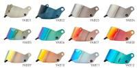 Helmet Shields and Parts - Stilo Helmet Accessories - Stilo - Stilo ST5 Visor - Clear