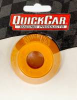 Torque Link Parts & Accessories - Torque Link Bushings - QuickCar Racing Products - QuickCar Replacement Bushing Med/ Soft Orange