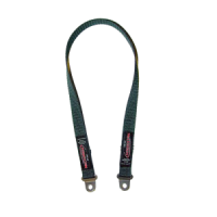 "Head & Neck Restraints - NecksGen - NecksGen - NecksGen REV Tether 19"" - Extra-Short / Small Device"