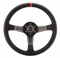 Street Performance / Tuner Steering Wheels - Sparco Steering Wheels - Sparco - STRWHL L575 MONZA LEATHER