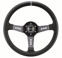 Street Performance / Tuner Steering Wheels - Sparco Steering Wheels - Sparco - STRWHL L777 LEATHER BLACK