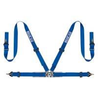 Safety Equipment - Sparco - Sparco 4-Point Snap-In Tunning Harness - Cam Lock