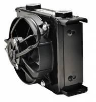 Setrab - Setrab 1-Series Oil Cooler 19 Row w/12 Volt Fan