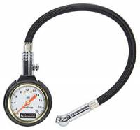 Tire Gauges - Standard Tire Pressure Gauges - Allstar Performance - Allstar Performance Tire Pressure Gauge - 0-20 PSI