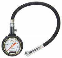 Wheel & Tire Tools - Tire Pressure Gauges - Analog - Allstar Performance - Allstar Performance Tire Pressure Gauge - 0-40 PSI