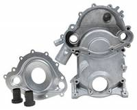 Valve Train Components - Timing Covers - Allstar Performance - Allstar Performance Timing Cover Pontiac V8