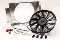 Electric Fans - AFCO Electric Fans - AFCO Racing Products - AFCO Fan & Shroud Kit