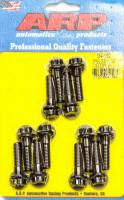 Exhaust Hardware and Fasteners - Header Bolts - ARP - ARP Header Bolt Kit - 12 Point GM LS