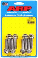 Bellhousing Parts & Accessories - Bellhousing Bolt Kits - ARP - ARP Bellhousing Bolt Kit - 6 Point GM LS