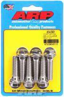 Bellhousings and Components - Bellhousing Bolt Kits - ARP - ARP Stainless Steel Bellhousing Bolt Kit - 6 Point Ford