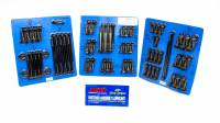 Engine Bolts & Fasteners - Engine Fastener Kits - ARP - ARP GM LS Complete Engine Fastener Kit - 12 Point