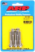 "Stainless Steel Bolts - 1/4""-20 Stainless Steel Bolts - ARP - ARP Stainless Steel Bolt Kit - 6 Point (5) 1/4-20 x 1.500"