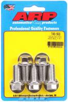 "Stainless Steel Bolts - 1/2""-20 Stainless Steel Bolts - ARP - ARP Stainless Steel Bolt Kit - 6 Point (5) 1/2-20 x 1.000"