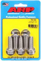 "Stainless Steel Bolts - 1/2""-20 Stainless Steel Bolts - ARP - ARP Stainless Steel Bolt Kit - 6 Point (5) 1/2-20 x 1.250"