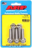 Stainless Steel Bolts - 10mm x 1.5 Stainless Steel Bolts - ARP - ARP Stainless Steel Bolt Kit - 12 Point (5) 10mm x 1.5 x 35mm