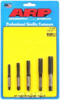 Fabrication Tools - Thread Taps & Chasers - ARP - ARP Thread Cleaning Tap Set 5 Piece
