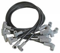MSD Spark Plug Wires - MSD Super Conductor Wires - MSD - MSD 8.5mm Super Conductor Wire Set - For Big Block Chevy w/ Low Profile Distributor