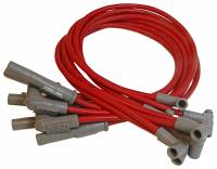 Chevrolet Camaro (3rd Gen 82-92) - Chevrolet Camaro (3rd Gen) Ignitions and Electrical - MSD - MSD Super Conductor 8.5mm Spark Plug Wire Set - Red
