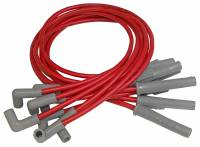Ford Mustang (4th Gen 94-04) - Ford Mustang (4th Gen) Ignitions and Electrical - MSD - MSD Super Conductor 8.5mm Spark Plug Wire Set - Red