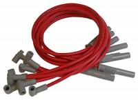 Dodge Challenger - Dodge Challenger Ignitions and Electrical - MSD - MSD Super Conductor 8.5mm Spark Plug Wire Set - Red