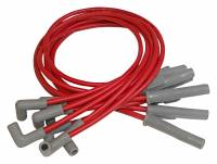 Dodge Ram 2500HD/3500 Ignitions and Electrical - Dodge Ram 2500HD/3500 Spark Plug Wires - MSD - MSD Super Conductor 8.5mm Spark Plug Wire Set - Red