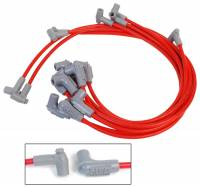 Chevrolet Chevelle Ignitions and Electrical - Chevrolet Chevelle Spark Plug Wires - MSD - MSD Super Conductor 8.5mm Spark Plug Wire Set - Red