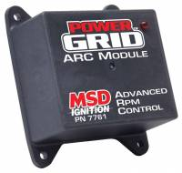 Ignition Systems - RPM Modules - MSD - MSD Power Grid Ignition System Rev Limiter Module Slew Rate and Time Based