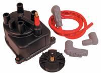 Distributors Parts & Accessories - Distributor Cap & Rotor Kits - MSD - MSD Modified Distributor Cap and Rotor for Honda Civic/CRX 88-91 1.5/1.6L