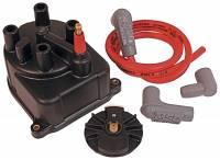 Distributors Parts & Accessories - Distributor Cap & Rotor Kits - MSD - MSD Distributor Cap/Rotor, Modified, Civic/Integra LS 92-00