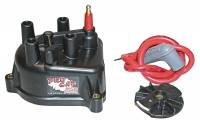 Distributors Parts & Accessories - Distributor Cap & Rotor Kits - MSD - MSD Modified Distributor Cap and Rotor for Acura Integra GSR 94-01