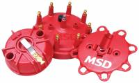 Ford F-150 Ignitions and Electrical - Ford F-150 Distributor Cap and Rotor Kits - MSD - MSD Distributor Cap and Rotor Kit (8408, 8423)