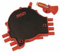 Distributors Parts & Accessories - Distributor Cap & Rotor Kits - MSD - MSD Distributor Cap and Rotor Kit