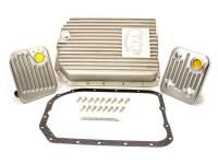 Drivetrain - TCI Automotive - TCI 4L80E/4L85E Deep Aluminum Pan
