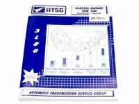 Books, Video & Software - TCI Automotive - TCI GM TH400 Tech Manual