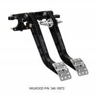 Cockpit & Interior - Wilwood Engineering - Wilwood Swing Mount Tru-Bar Brake and Clutch Pedal