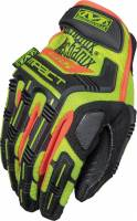 Mechanix Wear Gloves - Mechanix Wear The Hi-Viz M-Pact E5 Cut-Resistant Impact Gloves - Mechanix Wear - Mechanix Wear M-Pact CR5 Glove - Large