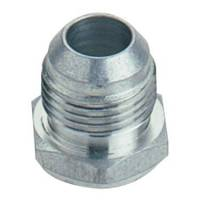 Weld-On Bungs and Fittings - Male AN Aluminum Weld-On Bungs - Fragola Performance Systems - Fragola -8 Male Aluminum Weld-In Bung