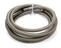 Hose - Fragola 6000 Series P.T.F.E Lined Stainless Hose - Fragola Performance Systems - Fragola 6000 Series P.T.F.E Lined Stainless Hose - #8 - 15ft w/- Black Cover