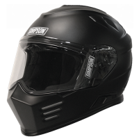 Safety Equipment - Motorcycle Helmets - Simpson Race Products - Simpson Ghost Bandit Motorcycle Helmet