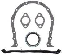 Engine Gaskets and Seals - Timing Cover Gaskets - Timing Cover Gaskets & Seals - BB Chevy