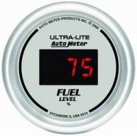 Gauges & Dash Panels - Gauges - Digital Fuel Level Gauge