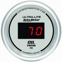 Gauges & Dash Panels - Gauges - Digital Oil Pressure Gauges