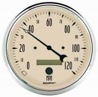 Analog Gauges - Speedometers - Electric Speedometers