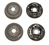 Brake System - Brake Systems And Components - Brake Drums